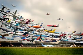 Fly High With Any Airline @ Cheapest Rate